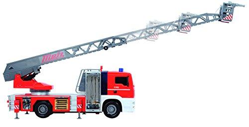 "DICKIE 19"" Remote Control Light and Sound Fire Patrol Veh..."