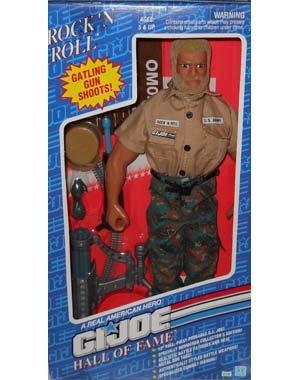Helmet Gi Joe Weapon - GI JOE HALL of Fame Rock'n Roll