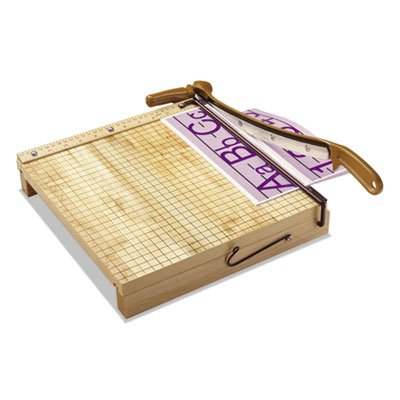 Acco Swingline - Classiccut Ingento Solid Maple Paper Tri...