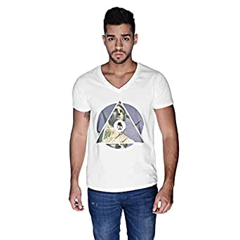Creo Nyc Liberty T-Shirt For Men - S, White