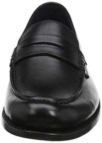 Black Uomo Nero McQueen Mocassini Chatham 001 ZqIgpxw