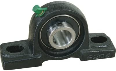 2in. 2-Bolt Oval Mount NorTrac Pillow Block