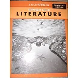 Amazon mcdougal littell literature teacher edition grade 9 mcdougal littell literature teacher edition grade 9 2008 fandeluxe Image collections