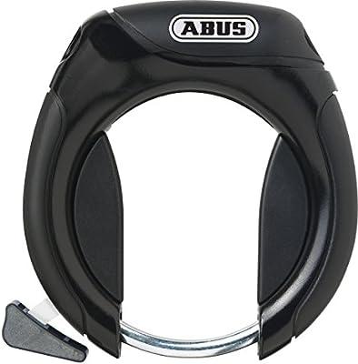 ABUS 4960 LH NKR black Pro tectic Candado, negro: Amazon.es ...