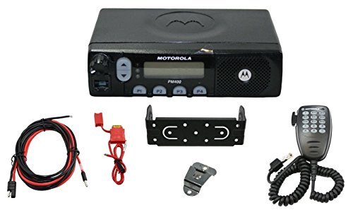 New Motorola PM400 UHF 438-470Mhz 64Ch 40W LTR Trunking Mobile Radio (AAM50RPF9AA3AN)