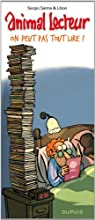 Animal lecteur, tome 3 : On peut pas tout lire ! par Salma