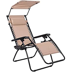 Amazon Com Sundale Outdoor Folding Zero Gravity