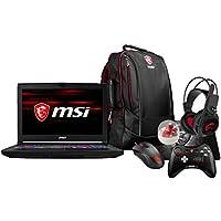 MSI GT63 TITAN-048 (i7-8750H, 32GB RAM, 512GB NVMe SSD + 1TB HDD, NVIDIA GTX 1080 8GB, 15.6 Full HD 120Hz 3ms, Windows 10 Pro) VR Ready Gaming Notebook