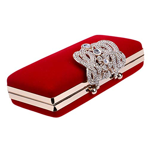 De Navidad Boda Hombro Lujo Fiesta Monedero Para Noche Bolsa Mujer Bolso Embrague Elegante Olis,bolso Diamantes 5 4qUdq