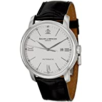 Baume & Mercier MOA08592 Classima Executives Men's Automatic Watch (White)