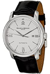 Baume and Mercier Classima Executives Men's Automatic Watch MOA08592