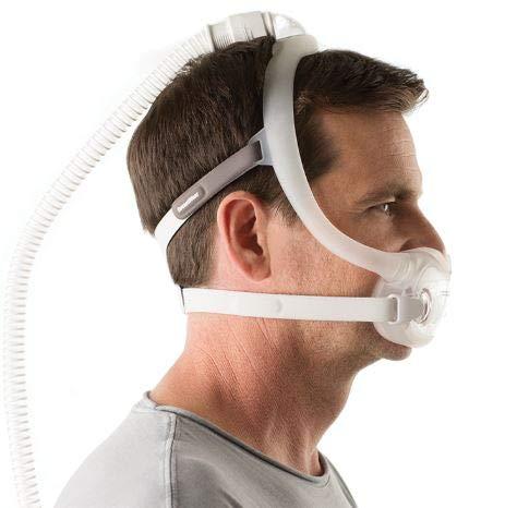 DreamWear_Full_Face_Mask Size_MediumWide (Model_1133378)-No_Headgear($1_Extra) by Philiips_Respiironics_ (Image #2)