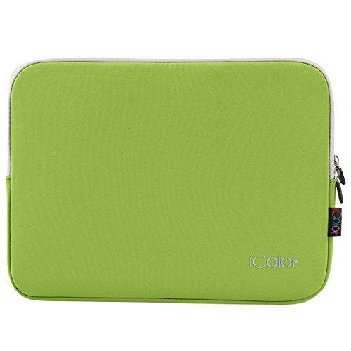 iColor Neoprene Macbook Chromebook IPS13 Green product image