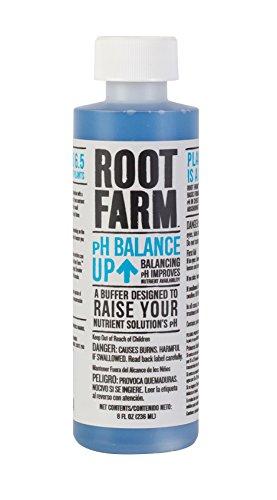 Root Farm Ph Balance Up for Hydroponic Plants, 8oz