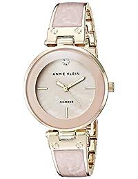 Anne Klein AK2512LPGB Reloj de Diseñador para Mujer