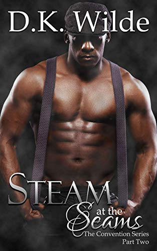 Steam at the Seams (The Convention Series Book 2)