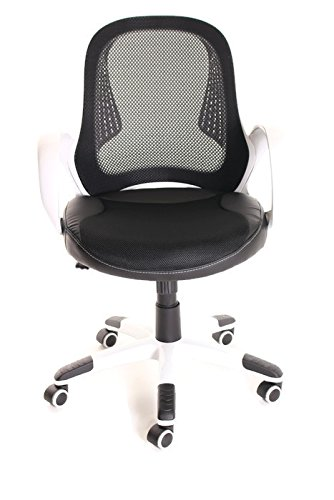 Upholstered Seat Swivel Chair - 2