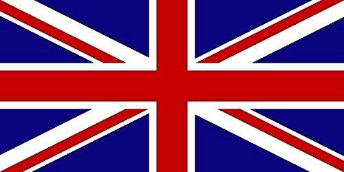 U24Bandiera Bandiera Inghilterra Boot Bandiera qualità premium 20x 30cm