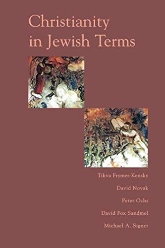 Christianity In Jewish Terms (Radical Traditions (Paperback))