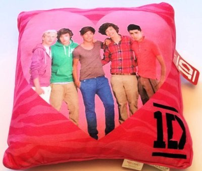 one direction bed pillows - 8