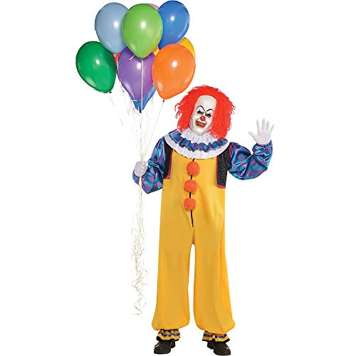 Party City Scary Clown Costumes - SUIT YOURSELF It Pennywise Costume for