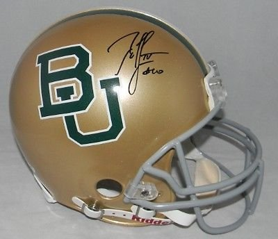 Robert Griffin Iii Rg3 Autographed Baylor Bears FS Authentic Proline Helmet (authenticated by JSA)