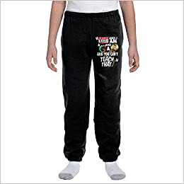Youth My Name Is Enzo Amore Sweatpants Jogger Pants 6312050142475