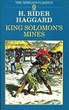 King Solomon's Mines, H. Rider Haggard, 0192822047
