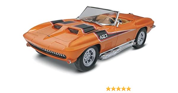 1967 Corvette Sting Ray Sport Coupe Revell
