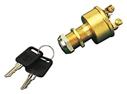 Sea Dog 420356-1 Four Position Ignition Switch, Acc-Off-Ign. Start
