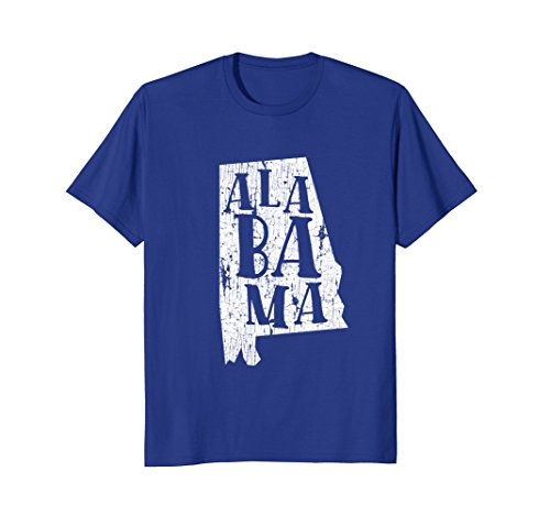 Home State Alabama Flag Sweet T Shirt Gifts Vintage Tee