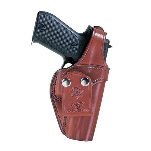 Bianchi 3S Pistol Pocket Holster - Glock 19 23 (Tan, Right ()