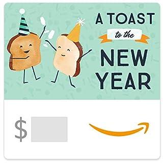 Amazon eGift Card - New Years Toast (B07K34VYQ9)   Amazon price tracker / tracking, Amazon price history charts, Amazon price watches, Amazon price drop alerts
