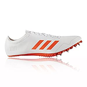 Adidas Men's Sprintstar Track Shoe, Solar Red/White/Infrared, 10.5 M US