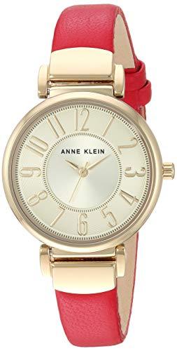 Anne Klein Dress Watch (Model: AK/2156) (Champagne Arabic Dial)