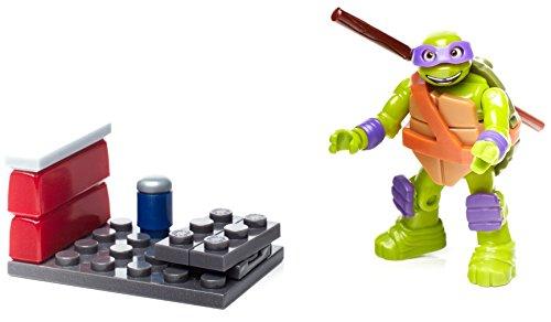 Mega Bloks Teenage Mutant Ninja Turtles Raph Seesaw Stunt Building Playset