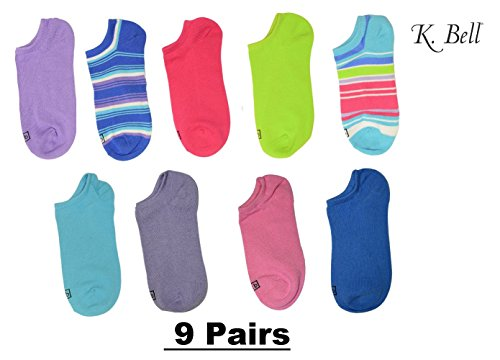 K Womens Stripe Socks Stripes