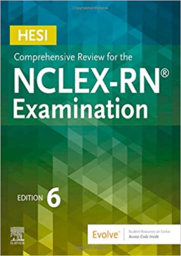 HESI Comprehensive Review for the NCLEX-RN review