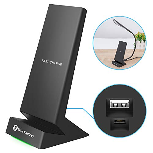 Wireless Charger, Slitinto 7.5W Fast Wireless C...