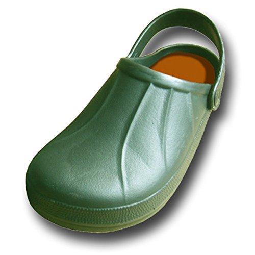 Verde Sandalias Chico Cuña Con Para Wetlands vpx4Xq4