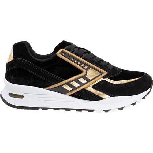 brooks-heritage-womens-regent-black-gold-chrome-sneaker-8-b-m