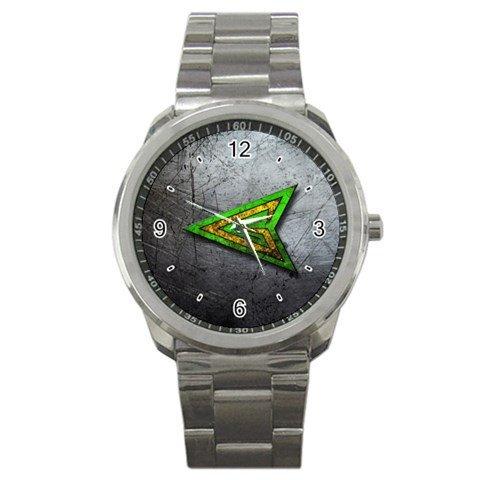 DC+Comics+Watch Products : Green Arrow DC Comics Sport Metal watch Limited Edition
