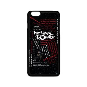 iStyle Zone Snap-on Protective Hardshell Cover Case for iPhone 6 (4.7 inch) [MCR My Chemical Romance]