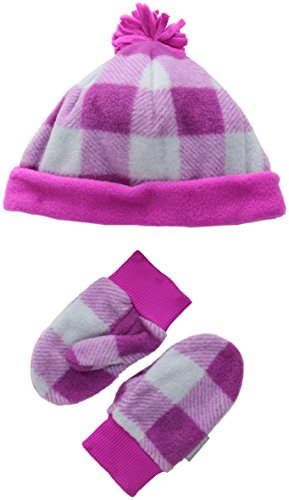 Columbia Little Girls'  Frosty Fleece Set, Groovy Pink Pa...