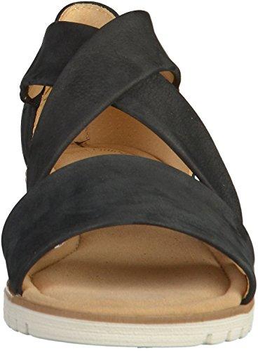 Damen Blau in Übergrößen Sandalen Gabor Blau Schuhe zpdEZ4q