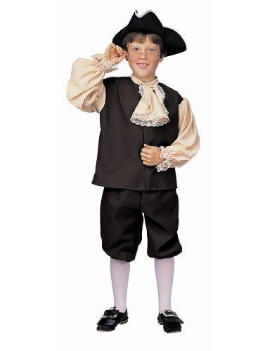 Boy's Colonial/Pilgrim Costume]()