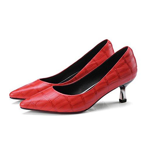 557fb7e9 Tacones De Aguja De Las Mujeres Tacones De Aguja Para Mujer Zapatos ...