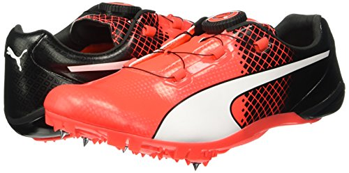 De Course Chaussures Evospeed Pour Black Noirs Puma Disc 01 Unisexes Adultes red Tricks Blast puma dq5Sx5UR