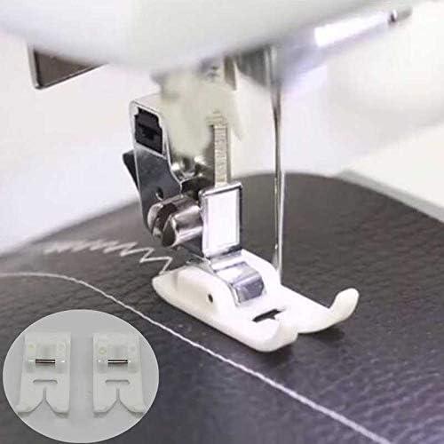 SimSel Prensatelas de teflón para máquinas de coser Brother ...