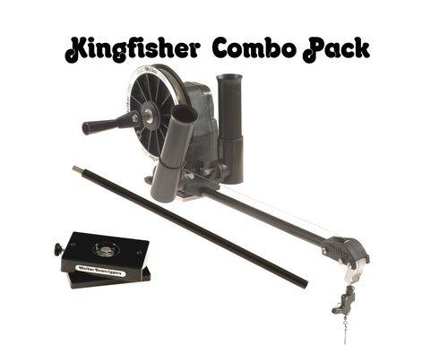 Walker Downriggers Kingfisher Combo Manual Downrigger